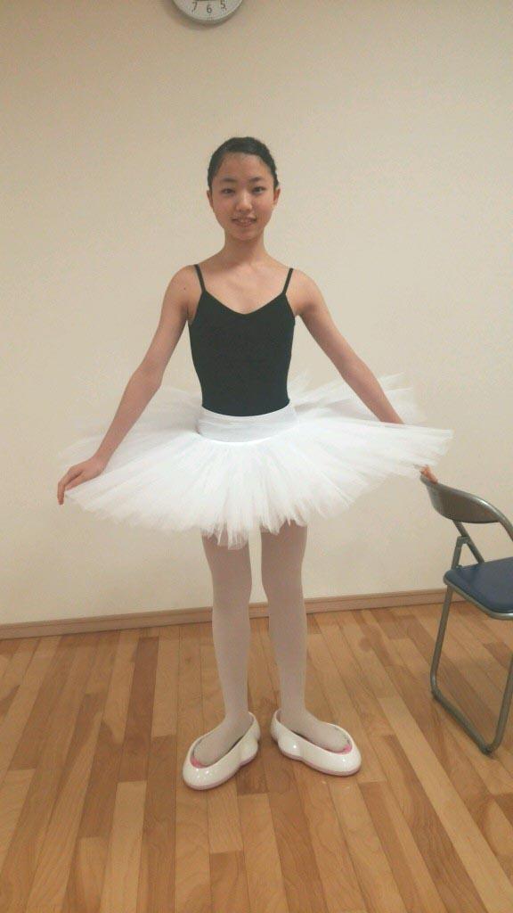バレエダンサー(14歳中学生)レグールを使った感想(評価・口コミ)