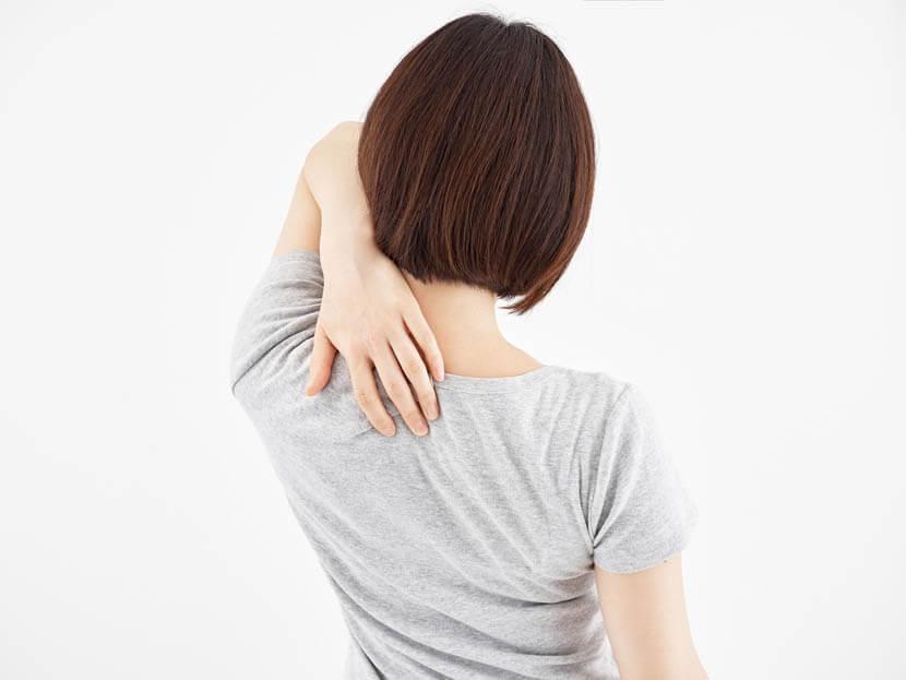 大円筋ストレッチで肩が軽くなる