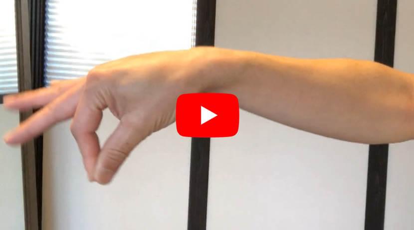 (#83)親指の付け根、動き、冷えを良くするストレッチ(#長母指伸筋 #長母指外転筋 #短母指伸筋)