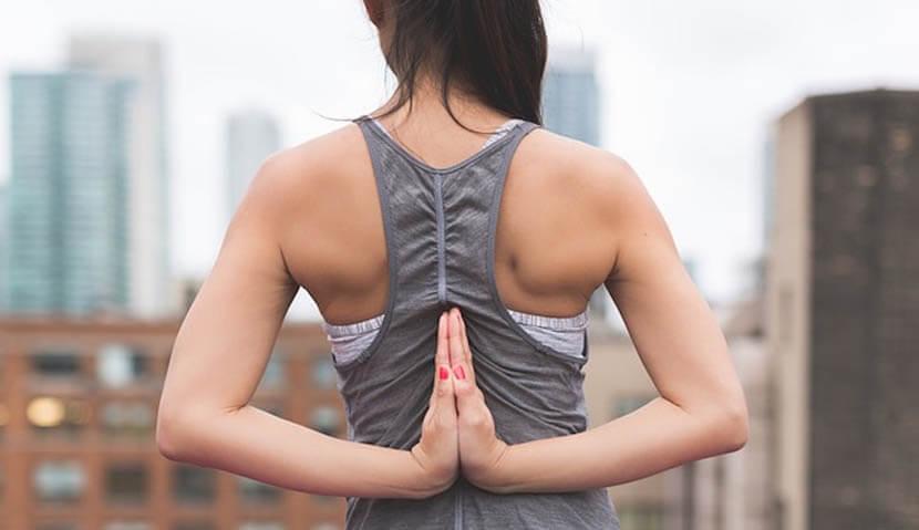 肩甲骨の可動域が広がる