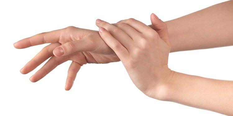 親指の動きをスムーズにする