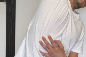 《外肋間筋ストレッチ方法》浅い呼吸を深い呼吸にする肋骨を開くメソッド