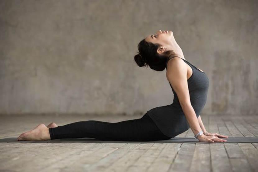 背中の柔軟性が高まる