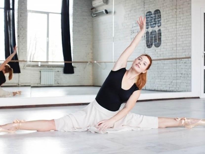 股関節の柔軟性でヨガ、ピラティス、クラッシックバレエ