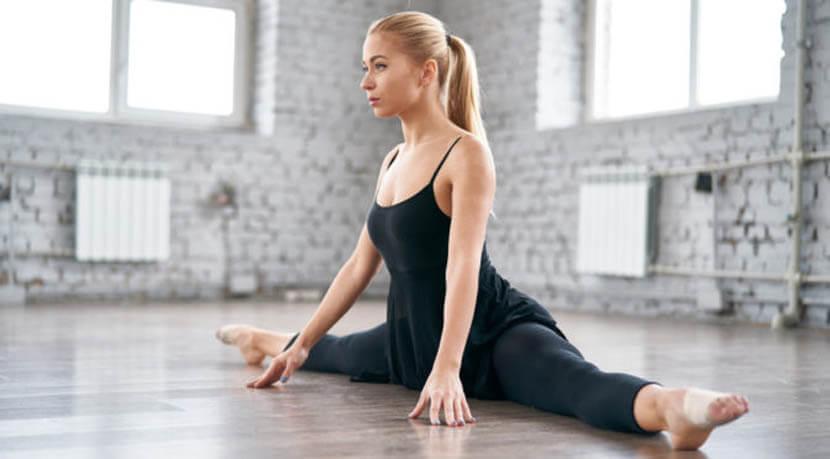 股関節の柔軟性が高まる