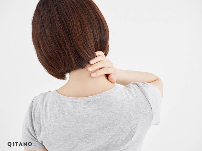 首の傾きを改善
