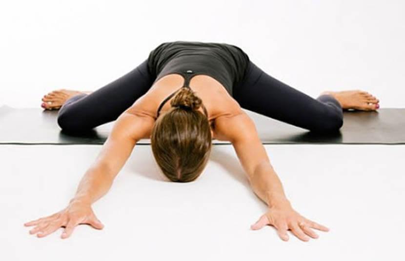股関節の柔軟