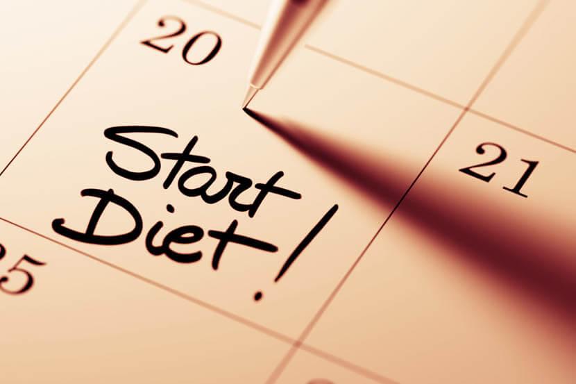 ダイエット計画