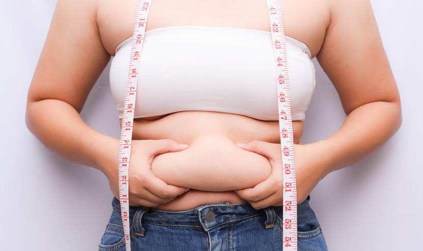 お腹の皮下脂肪
